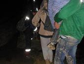 В горах Крыма спасатели всю ночь искали два застрявших в грязи автомобиля с туристами