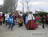 В Феодосии отметили Международный день театра:фоторепортаж