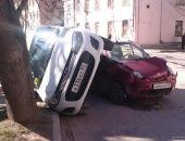 В Феодосии в Морсаду сегодня произошло ДТП