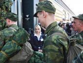 Шойгу рассказал, в каких регионах РФ будут служить крымчане, призванные в армию весной 2017 года