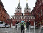 В центре Москвы полиция задержала 31 участника несанкционированного митинга