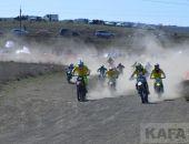 В Феодосии прошли зрелищные соревнования по мотокроссу (видео):фоторепортаж