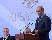 «Это просто безобразие!», – Путин о принципах застройки Крыма в последние десятилетия