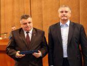 В Крыму при получении взятки задержан глава администрации Красноперекопска