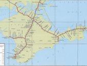 «Крымская железная дорога» запускает экспресс по маршруту Симферополь – Джанкой – Солёное Озеро