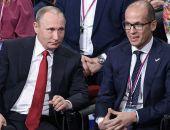 Путин назначил Александра Бречалова врио главы Удмуртии