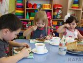 В пищеблоке детского сада в Орджоникидзе провалился пол