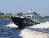 Крымские пограничники задержали украинское рыболовецкое судно