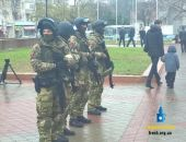 Крымская полиция опровергла массовые задержания на рынке Симферополя