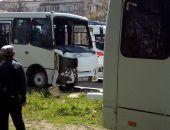 В Крыму в ДТП двух автобусов пострадали 15 человек
