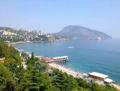 Набережную в Гурзуфе обещают сделать самой красивой в Крыму за 2 млрд рублей