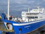Из-за ремонта причала Керченская паромная переправа работает по новому графику