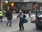Теракт в Швеции: грузовик в центре Стокгольма врезался в толпу людей