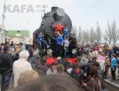 В Феодосию прибудет поезд Победы