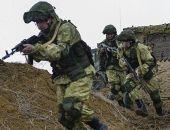 В Крым перебросили военный спецназ