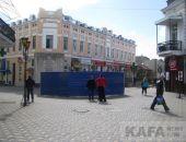 Городские фонтаны заработают к Первомаю