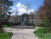 В Феодосии армянская община приступила к реставрации могилы Айвазовского:фоторепортаж