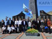 Школьников Орджоникидзе приняли в военно-патриотическую организацию