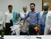 В Индии успешно прооперировали ребенка с восемью конечностями (фото)