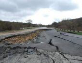 В Крыму открыли дорогу Симферополь – Севастополь в объезд оползня через Поворотное