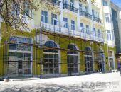 Фасад «Астории» снова на ремонте