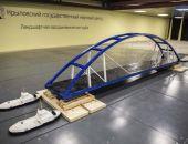 Учёные смоделировали транспортировку судоходных арок Крымского моста (фото)