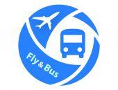 Расписание движения автобусов Fly&Bus в/из аэропорта Симферополя на период с 1 по 30 апреля