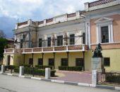 В Феодосии реставрируют фасад картинной галереи имени Айвазовского