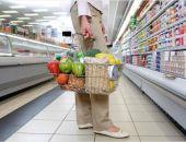 В России импорт продовольствия сократился вдвое за последние три года