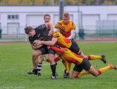 В Крыму состоялся 1-й тур чемпионата России по регби-7 среди мужских команд