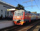 Крымская железная дорога на День Победы назначила дополнительные электрички