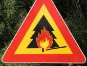 В Крыму МЧС объявило о высокой пожарной опасности на 2-5 мая