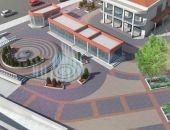 В столице Крыма у Центрального рынка создадут ландшафтную зону
