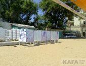 В Феодосии готовятся к курортному сезону, уже открыты три из 54 пляжей