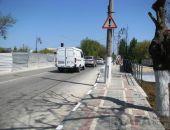 В Феодосии идет реконструкция моста через Байбугу