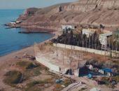 Крымский «Ной» строит под Меганомом гигантский парусник