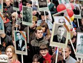 """Более 300 тысяч человек примут участие в акции """"Бессмертный полк"""" в Москве"""