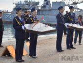 В Феодосии отправили в плавание Кораблики Победы (видео)