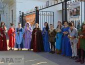 В Феодосии зазвучала музыка Средневековья (видео)