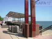 В Феодосии пляж «Камешки» отдали частной фирме на семь лет
