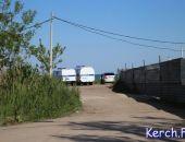В Керчи в районе морвокзала нашли труп (фото)