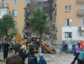 В Волгограде после взрыва газа обрушился подъезд жилого дома