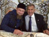 Аксёнов пригласил в Крым главу Чечни Кадырова и главу Татарстана Минниханова