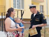 За три года Россия потратила более 9 млрд рублей на жильё для военных в Крыму