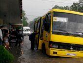 В Крыму на три дня испортится погода: ожидаются сильные ливни, град, шквалистый ветер