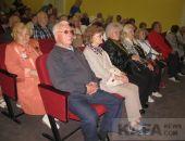 Феодосийская ветеранская организация отметила 30-летний юбилей (видео)