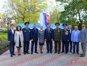 В Керчи открыли Аллею городов-побратимов и породнились с Владикавказом
