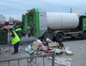 Жители столицы Крыма за день создают более 350 тонн мусора