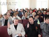 Феодосийские депутаты рассказали народу о своих доходах
