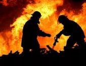 Под Ялтой ночью горел 4-этажный дом, один человек погиб